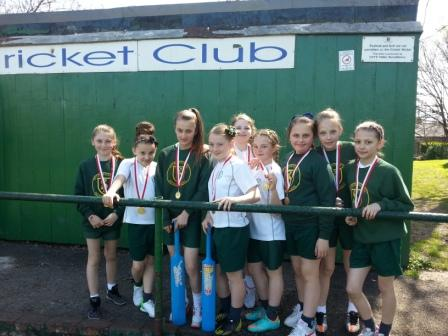 St Laurences Kwik Cricket Winners