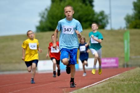 Merseyside School Games 2012