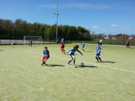 Primary Football Finals