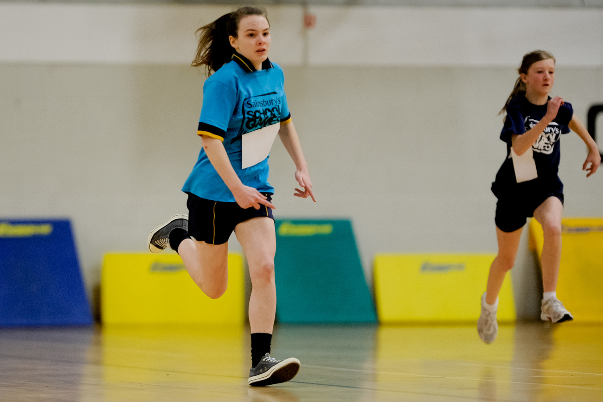 Merseyside Sportshall Athletics