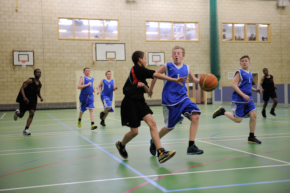 Merseyside Basketball