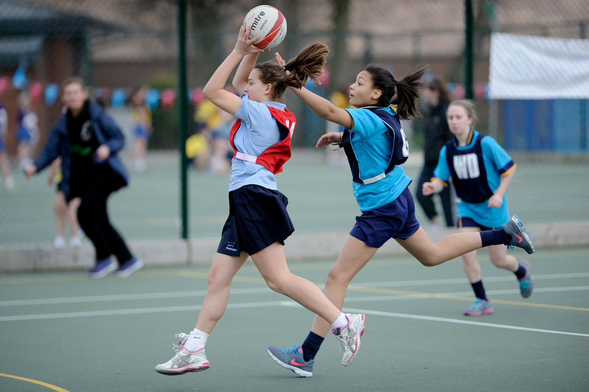 All Saints Netball