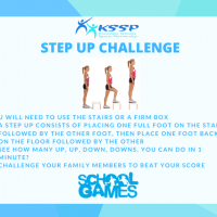Step Up Challenge Pic