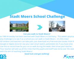 Stadt Moers School Challenge Pic