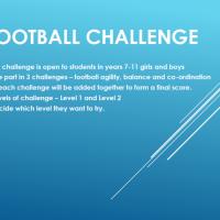 ABC Football Challenge
