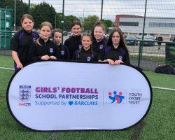 KHS Girls Football